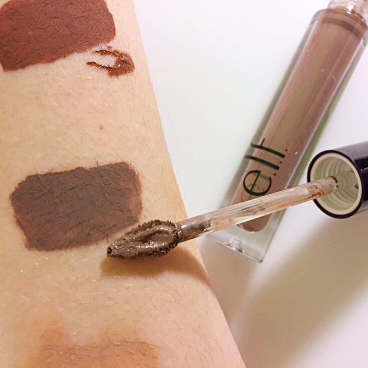 e.l.f. Liquid Matte Lipstick Smokey Taupe
