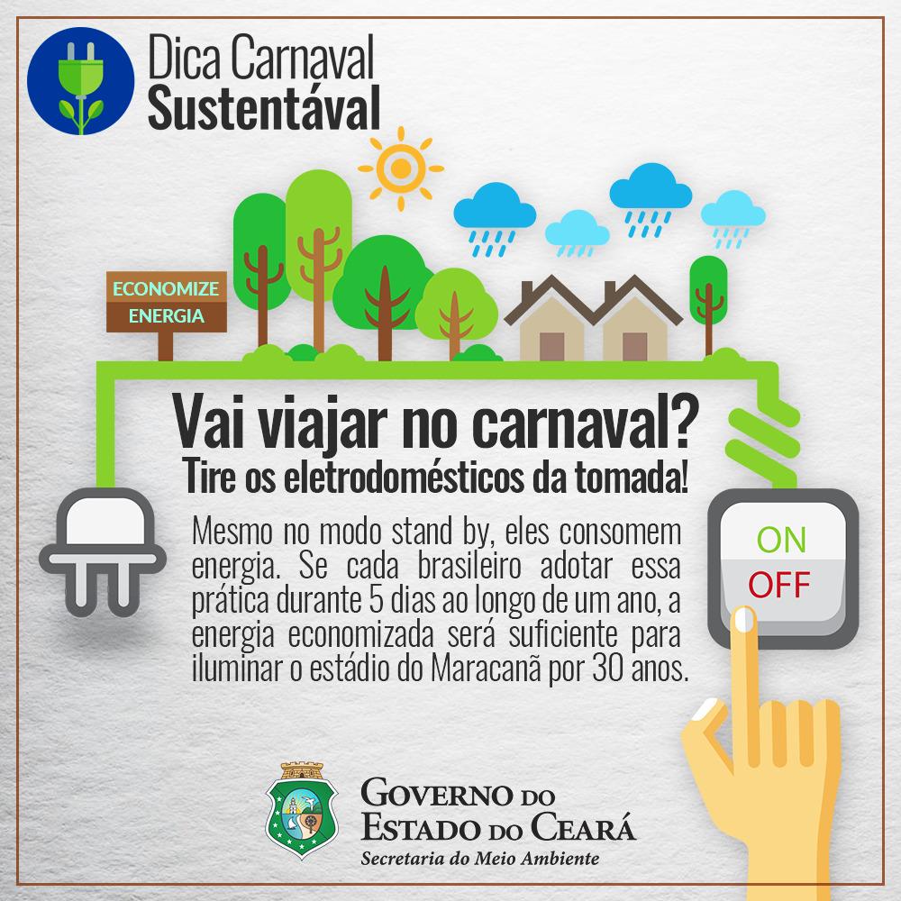 16b595a7d9 Sema faz campanha no Carnaval