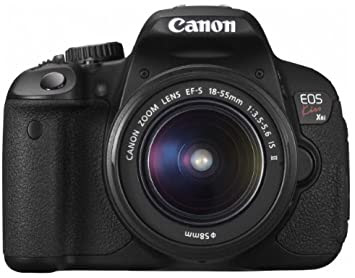 Canon EOS Kiss X6i DSLR Firmware Latest Driverをダウンロード