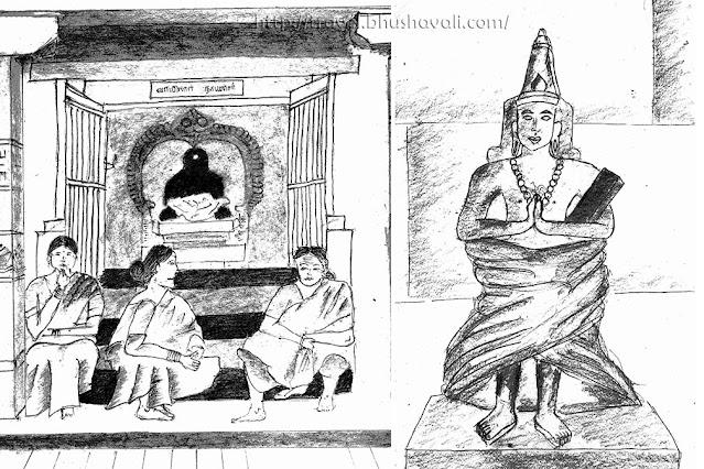 Vaayilar Nayanar & Aiyadigal Kaadavar Kon at Mylapore Kapaleeswarar Temple