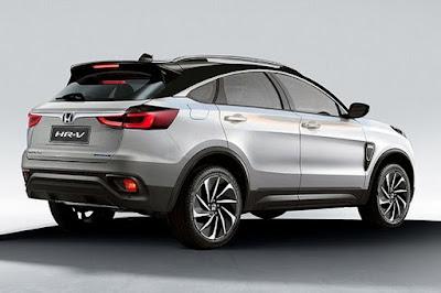 Honda HR-V Terbaru 2021: Desain Lebih Elegan dan Bermesin Turbo