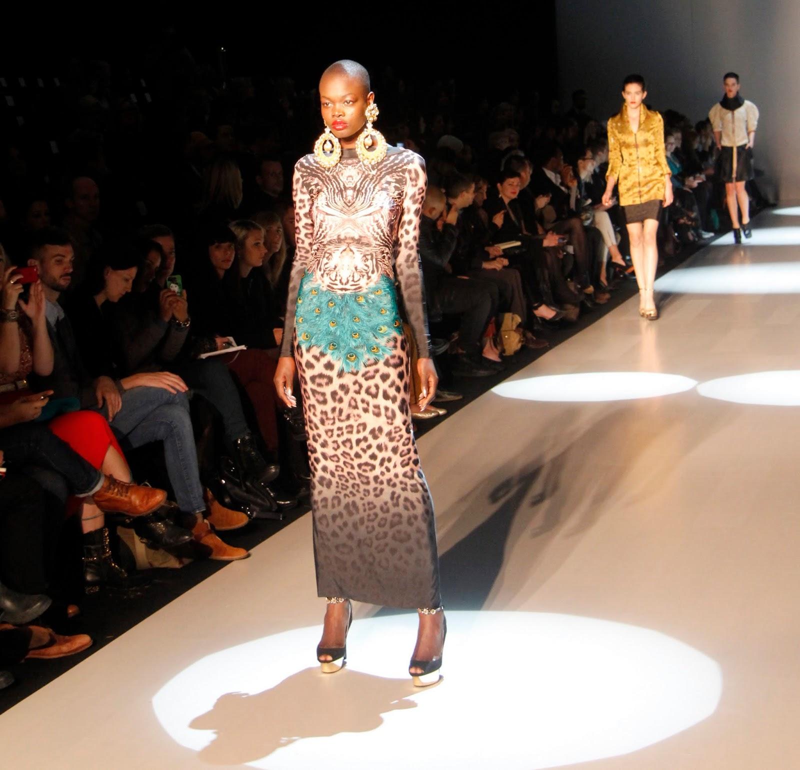 MS. FABULOUS: Toronto Fashion Week: Evan Biddell Spring
