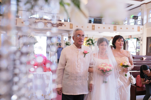 a walk to remember: our wedding story