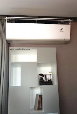 ac pendingin ruangan type terbaru panasonic home di savasa deltamas nurul sufitri blogger sinar mas land