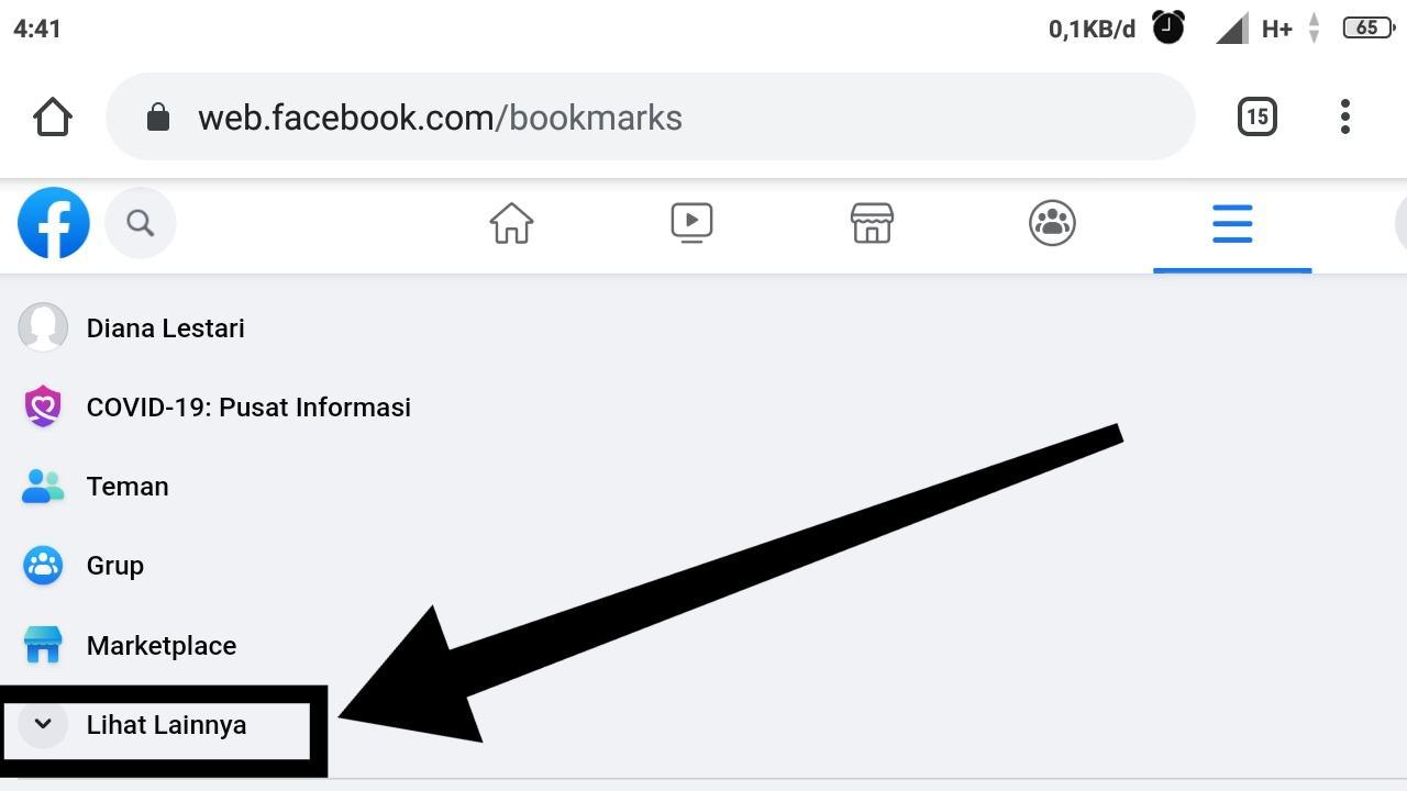 Contoh nama halaman fb keren