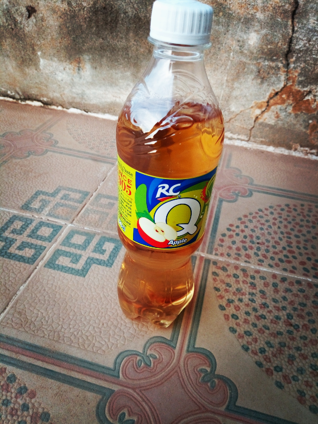 5. RC Apple flavor