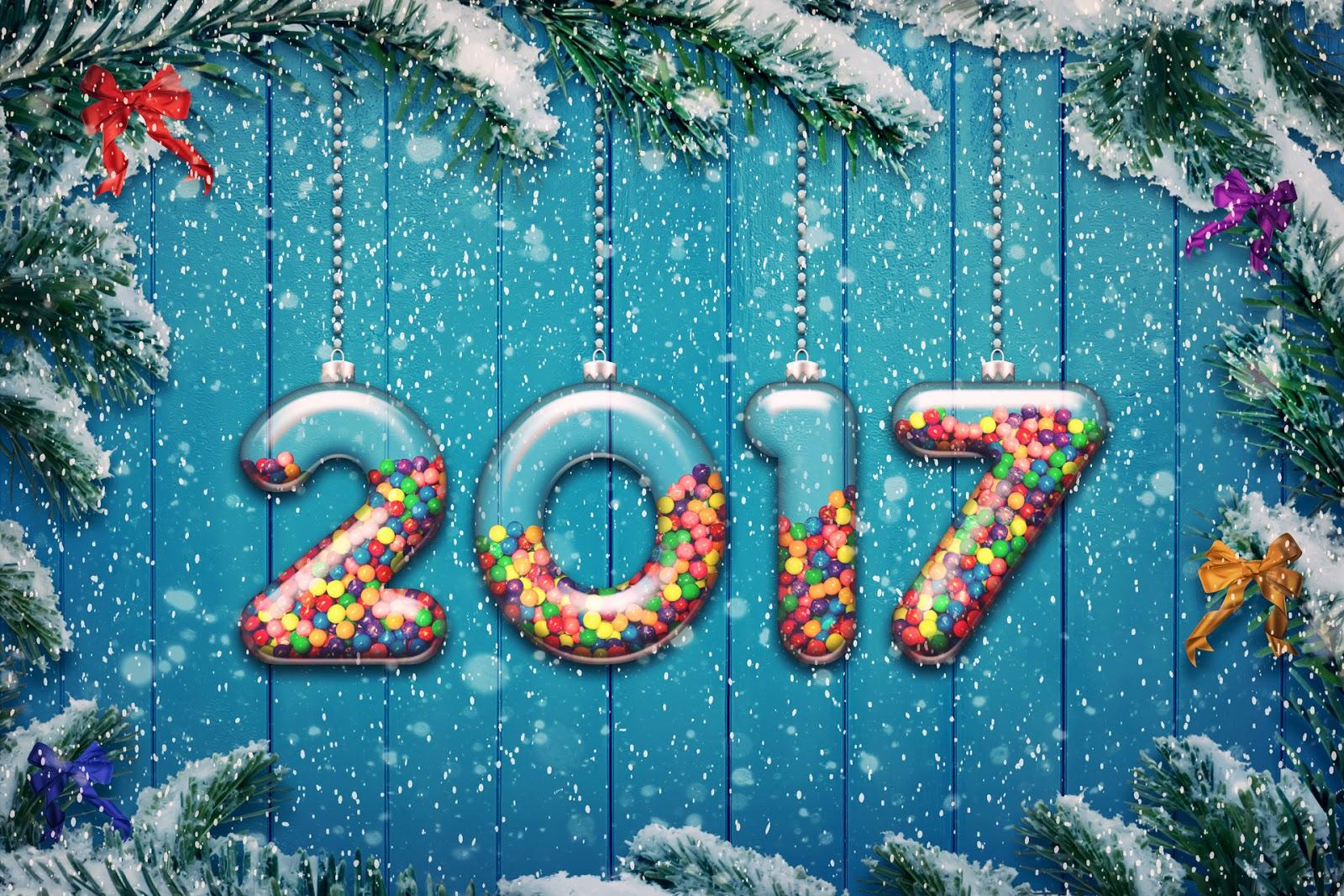 Hình nền tết 2017 đẹp chào đón năm mới