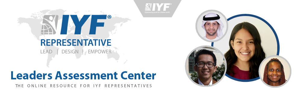 IYF Leaders Assessment Center