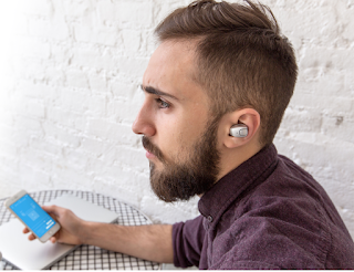 Skybuds Water Resistant Wireless earphones
