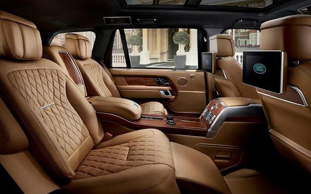 Ghế điện chỉnh 20 hướng và 3 ghế sau có thể gập 40 độ về phía trước