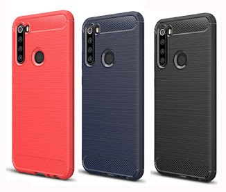Carcasa Carbono Xiaomi Note 8