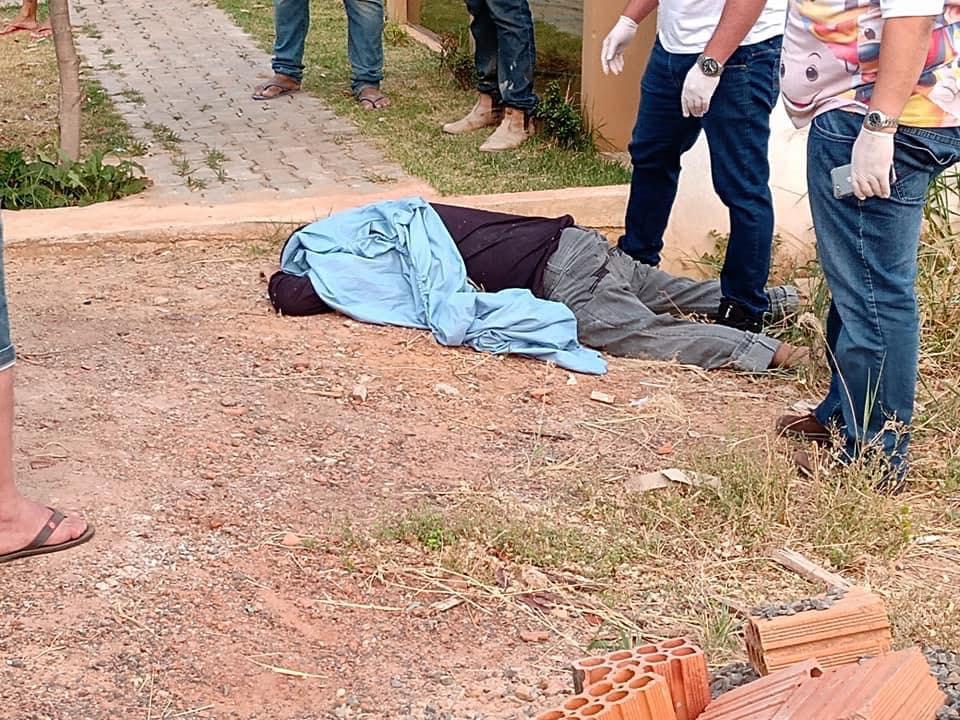 Homem foi executado em Diamantino