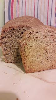 chleb owsiany, chleb na drożdżach, chleb na zakwasie