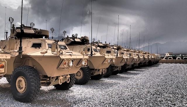 Στις ΗΠΑ επιτροπή του ΓΕΣ για την επιλογή των πρώτων «Μ1117 Guardian»-Που θα διατεθούν