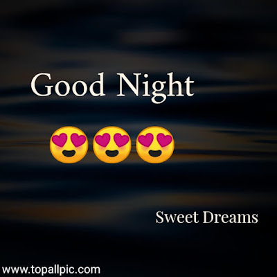 good night and sweet dreams images for love