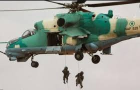 Scores killed as fighter jets destroy B'Haram in Borno
