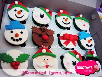 Timothy S Cupcake Galeri Foto