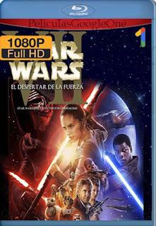 Star Wars Episodio 7: El despertar de la Fuerza [1080p BRrip] [Latino-Inglés] [GoogleDrive] LaChapelHD