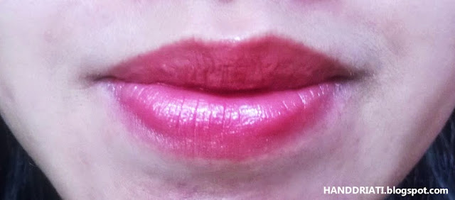 Lipgloss Wardah Wondershine 01 Cinnamon Red