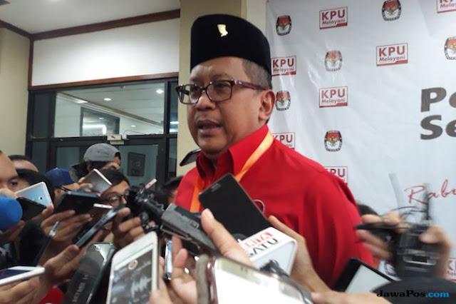 Hasto Tantang Prabowo Sebut Nama-Nama Tokoh yang Ngaku Diancam
