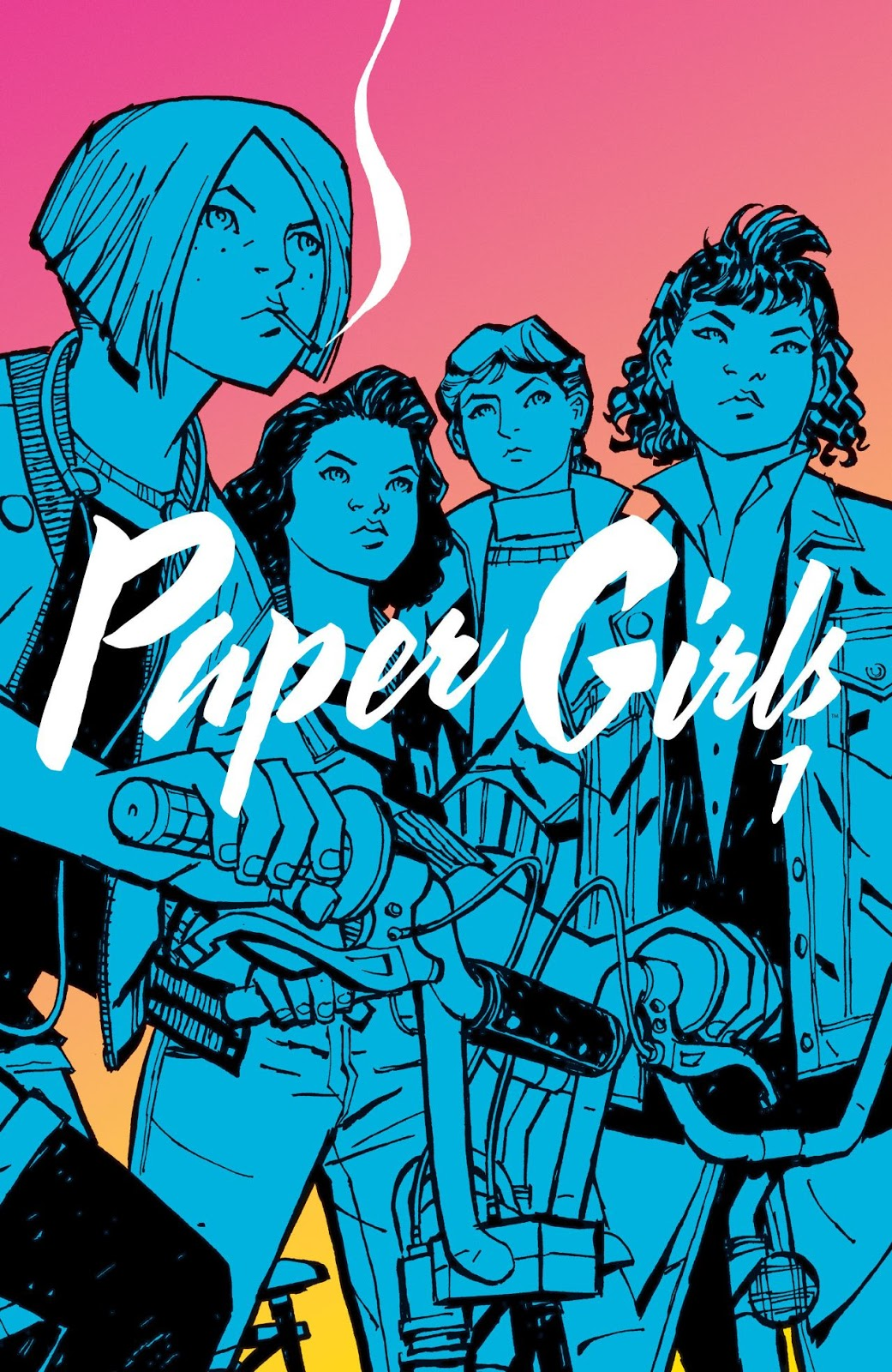 Paper Girls Volume One