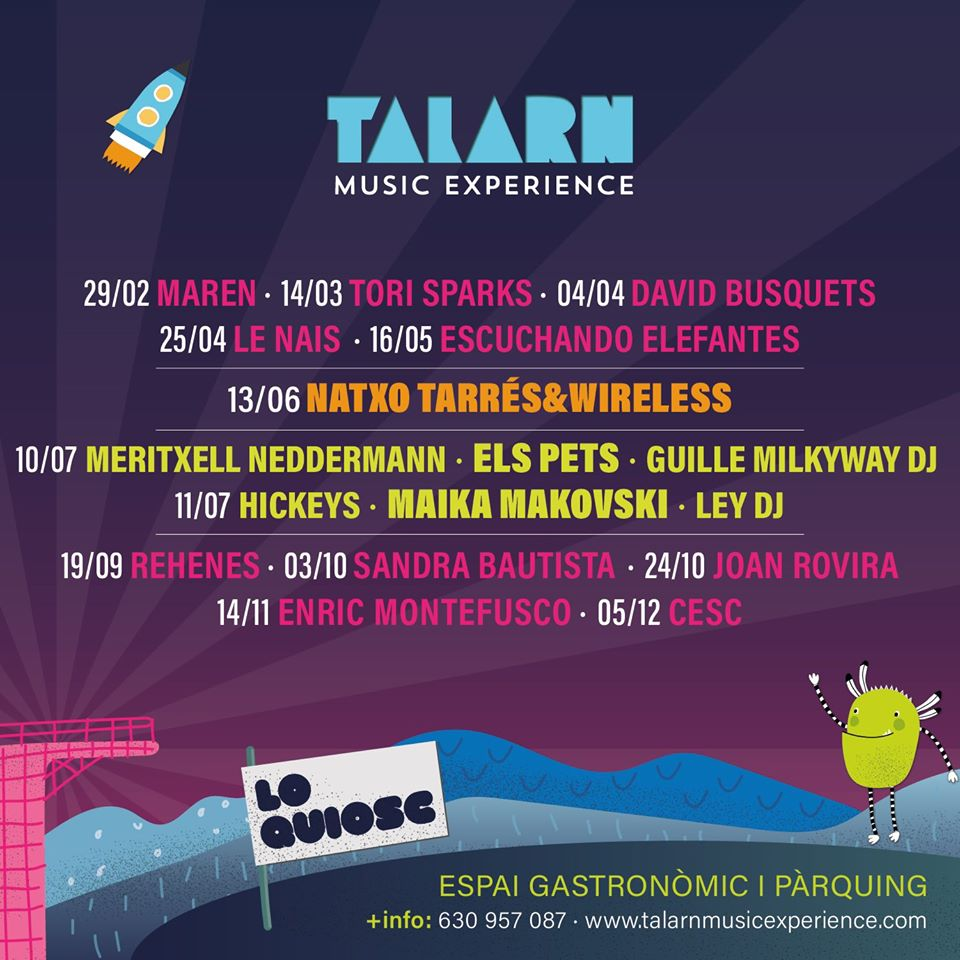 Talarn Music Experience 2020