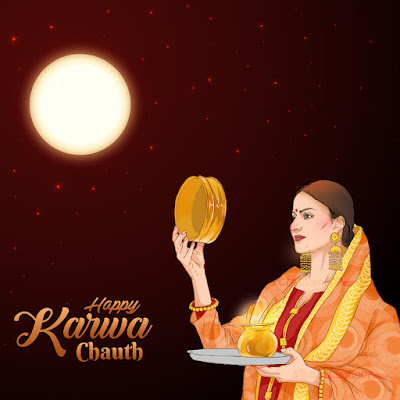 Karwa Chauth 2021 Wishes, Images, Messages, Quotes and Pictures, Happy Karwa Chauth wishes,