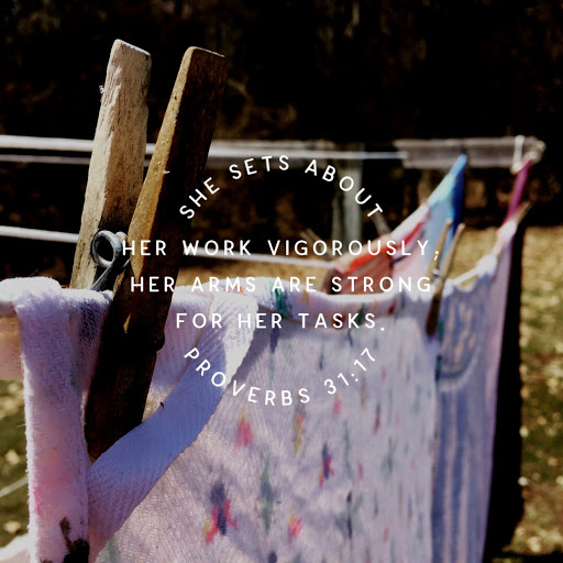 For Love of Clotheslines