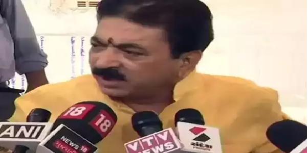bhajpa-ne-mahila-ko-lat-se-marne-vale-vidhyak-se-mafi-mange-ko-kaha