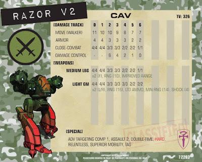 The Razor (V2)