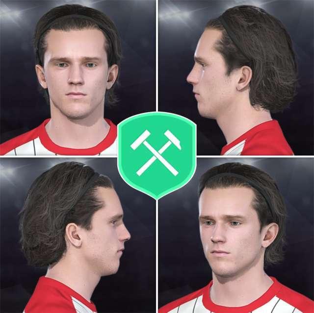Michael Gregoritsch Face PES 2018