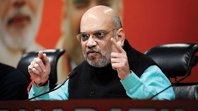 Amit Shah firm on Valley violence, sends experts to neutralise terrorists