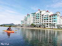 Marina Island Resort Pangkor Hotel Murah Lumut Pangkor