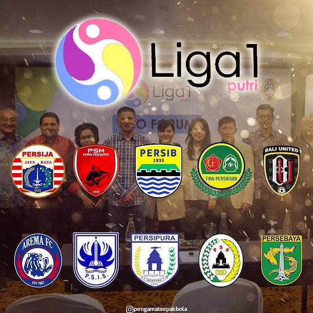 Kompetisi Liga 1 Putri 2019