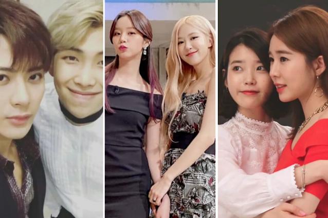 Ömür Boyu BFF Olan 5 Kpop İdol Çifti