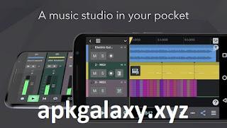 pada kesempatan kali ini saya akan membagikan sebuah aplikasi rekam bunyi yang sudah sang n-Track Studio 9 Pro Music DAW v9.0.3 Apk [Paid/Pro Unlocked]