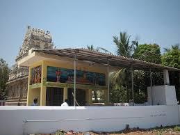 Dharbasayana Seturama Temple Pon Vilaintha Kalathur