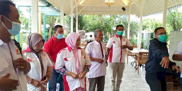 Kecewa Pergantian Pengurus DPC, Belasan Pengurus PAC Gerindra Tuban Ramai-ramai Lepaskan Seragam Partai