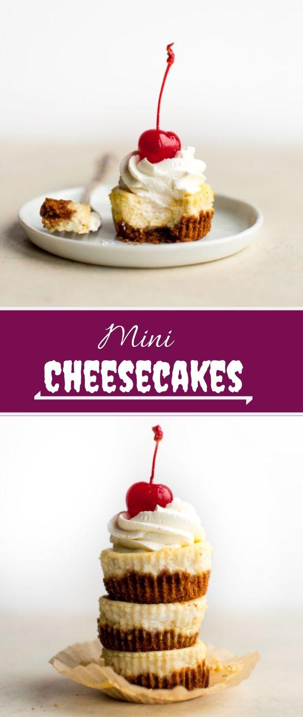 Mіnі Cheesecakes #Mіnі #Cheesecakes Dessert Recipes Easy, Dessert Recipes Healthy, Dessert Recipes For A Crowd, Dessert Recipes Peach, Dessert Recipes Simple, Dessert Recipes Best, Dessert Recipes Fall, Dessert Recipes Chocolate,