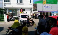 Diduga Uang Nasabah Rp1,5 M Dialihkan ke Asuransi Manulife, FRM Demo Bank Danamon Bima