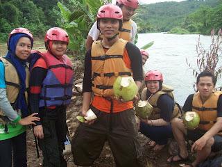 rafting  citarum 3