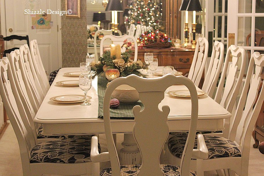 Photos Of Painted Dining Room Furniture