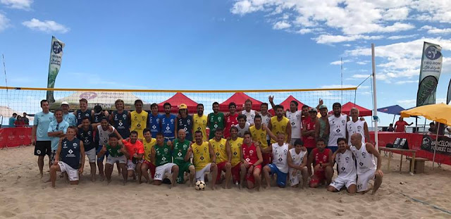Paraguayos campeones en Barcelona