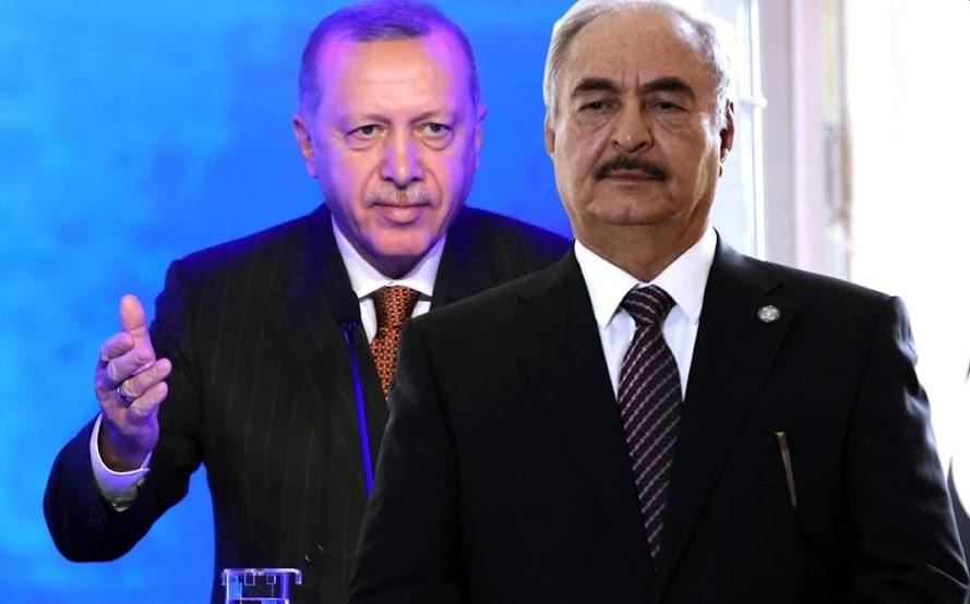 Λιβύη: «Οι Τούρκοι είτε θα αποχωρήσουν οικειοθελώς είτε με φέρετρα»