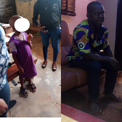 48-year-old married father of two allegedly defiled 6-year-old girl in Anambra