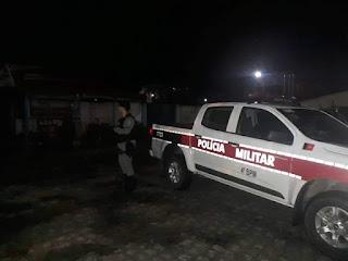 Policiais prendem jovem de 18 anos e apreendem adolescente de 16 suspeitos de homicídio em Pilões