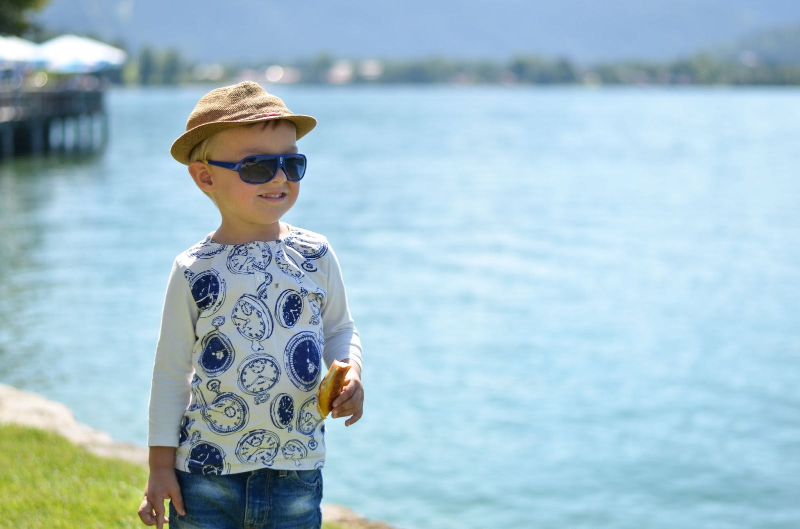 tegernsee bavaria lake strand toddler