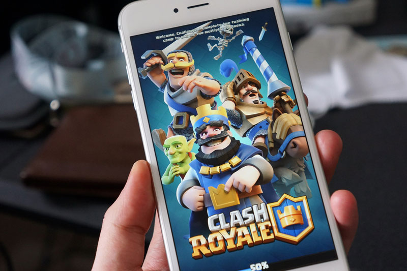 Clash Royale for iPhone, Clash Royale for iPad, Clash Royale apk for iOS