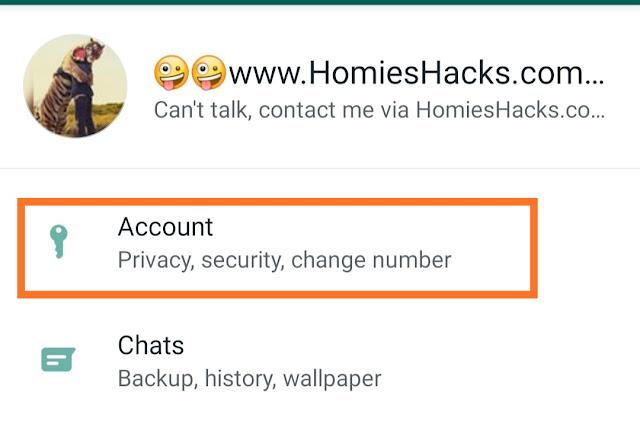 Account - Homies Hacks