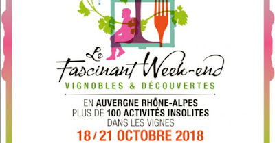 agenda evenements vin octobre 2018 blog beaux-vins fascinant weekend